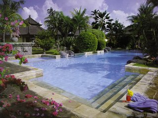 Traditional Large 2 Bedroom. Sleeps 5, central pool ideal location. L7. - Seminyak vacation rentals