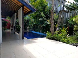 Mediterranean style 2 Bed. Peaceful villa. - Seminyak vacation rentals