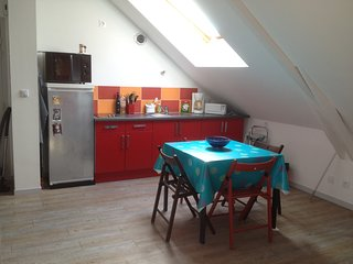 Appartement T2  45 m², Parking Gratuit - Chantepie vacation rentals
