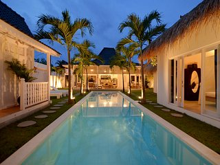 Beautiful new 4 BR villa & pool in Seminyak Square - Seminyak vacation rentals