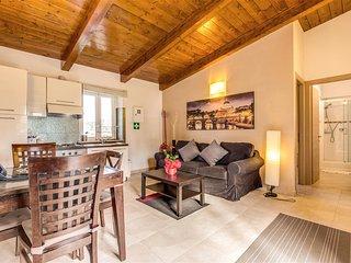 Aurelia Vatican Apartments - Superior One-Bedroom Apartment with Balcony - Rome vacation rentals