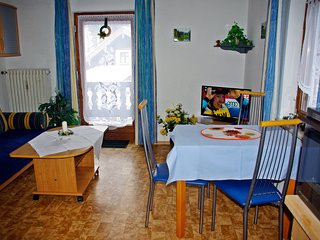 Romantic 1 bedroom Ruhpolding Condo with Internet Access - Ruhpolding vacation rentals