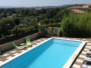Caux villa rental France with private pool and outstanding views  (Ref: 739) - Caux vacation rentals