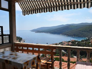 3 BDR apartment, nice sea view 8 - Rabac vacation rentals