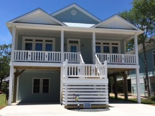 Brand new and professionally decorated - Oak Island vacation rentals