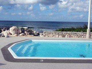 Contemporary open house, spectacular ocean views, butterflies, sweet sunsets - West End vacation rentals