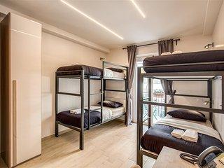 Aurelia Vatican Apartments - Quadruple Room - Rome vacation rentals