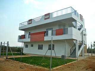 Nice Farmhouse Barn with Satellite Or Cable TV and Parking - Mandya vacation rentals