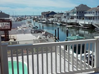 Single home on the most beautiful spot, 5 min. to OC boardwalk, bring your boat! - Longport vacation rentals