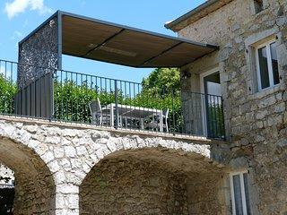 Gite de caractère dans Bastide en pierres (Auzon) - Casteljau vacation rentals