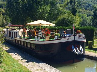 Discover summertime in Burgundy -  Cruise  & Wine Taste, DIJON -Burgundy Canal - Dijon vacation rentals