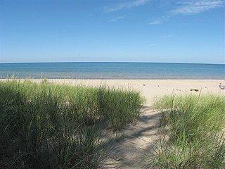 Gem on Lake Michigan: The Pink House - Douglas vacation rentals