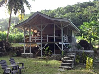 Guava-Cherry riverside cottage - La Plaine vacation rentals