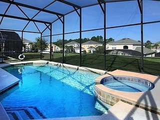 8bd/4.5ba, Pool with SPA, Man Guarded Gated Resort - Four Corners vacation rentals