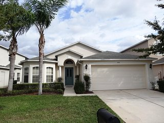 Beautiful 4bd/3ba, Pool/SPA,Gated Community - Davenport vacation rentals