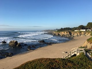 Captain's Landing Beach Front House - Pescadero vacation rentals