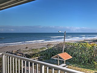 NEW! 1BR Indialantic Condo-Hotel w/ Beach Views! - Indialantic vacation rentals