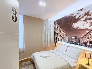 Urban Luxury Rooms****No3 - Split vacation rentals