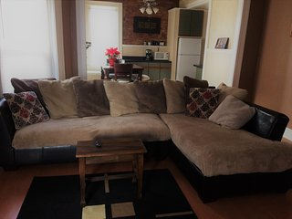 NEW - Spacious and Charming Two Bedroom in Victorian Duplex - Louisville vacation rentals
