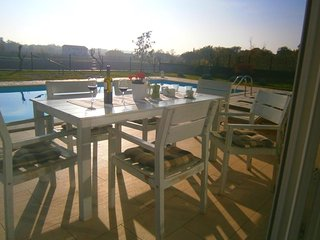 Private accommodation - villa Rovinjsko Selo 9582 6-room-suite - Rovinjsko Selo vacation rentals