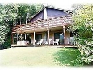 Lakeside Home PRIME DATES AVAILABLE lots of amenities, free WIFI - Pocono Pines vacation rentals