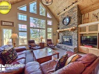 Big Sky Meadow | Bear Track Lodge - Big Sky vacation rentals