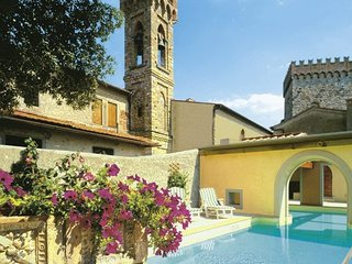6 bedroom Villa in Rignano sull Arno, Florentine Hills, Arno Valley, Italy - Pontassieve vacation rentals