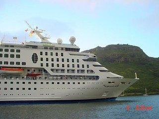 Banyan Harbor K132: Fantastic AIR CONDITIONED town-home with harbor views! - Lihue vacation rentals