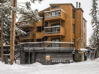 Exceptional 5BR Condo at Keystone - Walk to the Ski Lifts! *Enjoy Community Pool & Hot Tub* - Keystone vacation rentals