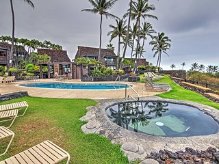 Peaceful Studio on Golf Course! Ka'u Condo w/Private Lanai & Condo Community Pool - Walk to Punalu'u Black Sands Beach, 1/2 Hour from Volcano National Park - Pahala vacation rentals