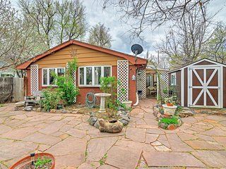 2BR Boulder Cottage w/Gorgeous Yard & Remodeled Kitchen - Near Pearl Street! Perfect for Visitors to CU! - Boulder vacation rentals