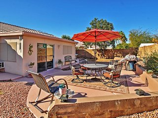 Cool & Bright 3BR Phoenix Home w/Wifi, Large Private Patio & Great Outdoor Entertaining Area - Centrally Located to Many Sporting Events, Shopping, Deer Valley Rec Center & More! - Cave Creek vacation rentals