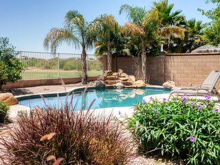Delightful 4BR Maricopa House w/Wifi, Private Heated Pool & Large Covered Balcony - Close to Golf, Shopping, Entertainment & More! - Maricopa vacation rentals