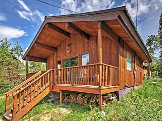 1B Private Deck - Quiet Columbine Lake Location! Close to Downtown, Granby Ranch & Rocky Mountain National Park! - Grand Lake vacation rentals