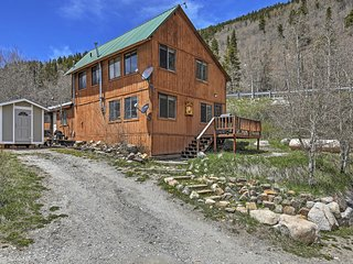 New Listing! 'The Snowshoe Inn' Tremendous 1BR + Loft Salida Cabin w/Gorgeous Nat'l Forest Views & Outstanding Location - Just Minutes from Monarch Mountain, Shopping, Dining & More! - Monarch vacation rentals