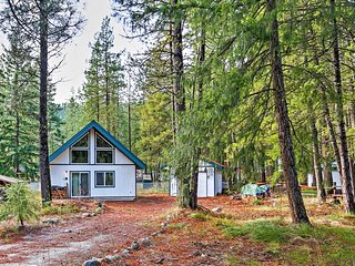Cozy 1BR Leavenworth Cabin w/Wifi! - Leavenworth vacation rentals