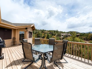 Peaceful 4BR Prescott Mountain Home w/Wifi, 2 Full Kitchens & 2 Decks - Minutes from Downtown! - Prescott vacation rentals
