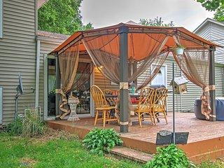 Serene 4BR LaPorte House w/Private Deck & Views - LaPorte vacation rentals