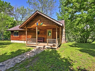 Charming Cabin with Deck and A/C - Mountain View vacation rentals
