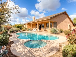 Elegant & Spacious 4BR Scottsdale Home w/Private Pool, Sweeping Mountain Views - Within 5 Miles of Major Attractions, Restaurants & More! - Rio Verde vacation rentals