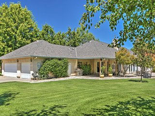 Stunning 4BR Lodi House w/Expansive Yard! - Lodi vacation rentals