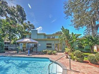 4BR St. Petersburg House w/Private Pool! - Saint Petersburg vacation rentals