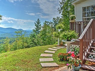 NEW! 2BR Smoky Mountains House w/Panoramic Views! - Otto vacation rentals