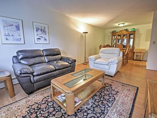 New Listing! Cozy & Inviting 2BR Sparwood Condo w/Wifi, Private Balcony & Great Location Close to Unique Shops, Live Entertainment & More - Easy Access to Fernie Alpine Ski Resort! Great Weekly/Monthly Rates!! - Sparwood vacation rentals