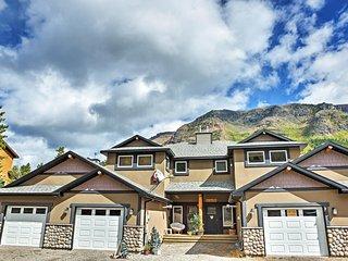 NEW! 'North of Center' 3BR Castle Mountain Ski Resort Condo! - Pincher Creek vacation rentals