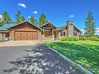 3BR La Pine Executive Style Home w/Views! - La Pine vacation rentals