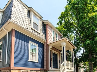 Bright 2BR Boston House w/ Quick City Access - Boston vacation rentals