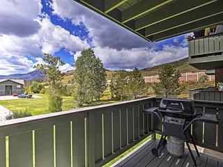 NEW! 3BR Dillon Condo w/Pool & Hot Tub Access! - Dillon vacation rentals