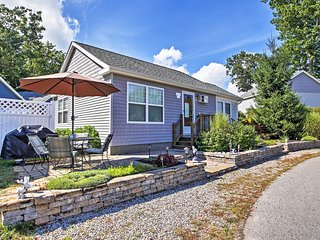 2BR Wells Beach Cottage w/Pool Access! - Wells vacation rentals