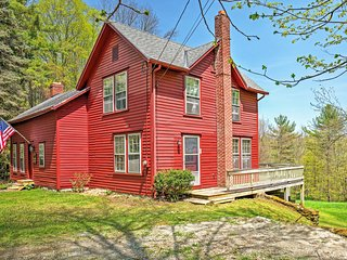 Cozy House with Internet Access and A/C - Stockbridge vacation rentals